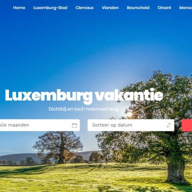 Luxemburg vakantie