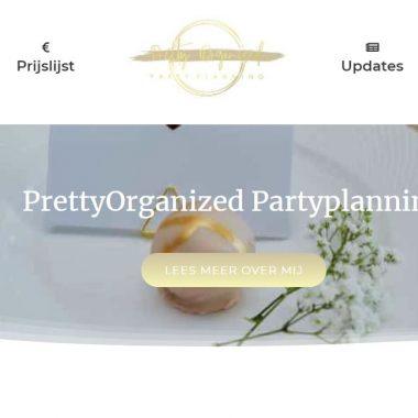 PrettyOrganized PartyPlanning